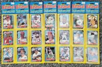 1988 Donruss Baseball Card Rack Pack 75 cards plus 9 Puzzle Pieces *RARE