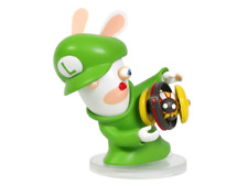 Figura - Mario + Rabbid Kingdom Battle, Rabbid Luigi, 8 cm