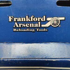Frankford arsenal reloading tool