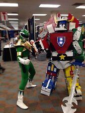 Green Ranger Dragon Shield Cosplay MMPR Power Rangers *Homemade* Custom Size