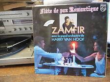 Zamfir et orchestre  de harry Van Hoof : flûte de pan romantique - philips 9101