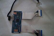 """TCON BOARD 42T24-C09 420HVD01.3 per 55"""" MONITOR NEC MULTISYNC V552 P550HVN02.0"""