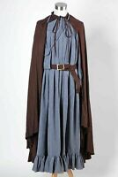 The Lord of the Rings Gandalf Robe Uniform Cosplay Costume Halloween