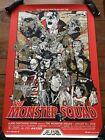 The Monster Squad Movie Poster 76/450 Halloween 🎃Art Tyler Stout Mondo SDCC vtg