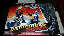 Battroborg Warrior Battle Arena Knight vs Viking Set NEW SEALED