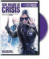 Our Brand Is Crisis (DVD) NEW!