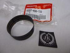 HONDA CR125R 1987 88 89 GENUINE NOS EXHAUST GASKET SEALING RING 18357-KS6-700
