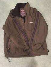 Abercrombie & Fitch Men's All Weather Warrior Fleece Jacket Pullover
