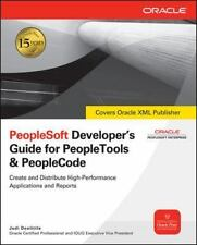 PeopleSoft Developer's Guide for PeopleTools & PeopleCode (Paperback or Softback