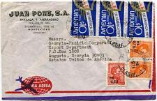 FFC 1976 Juan Pons S.A. Barraca Aserradero Vilardebo Montevideo Uruguay Augusta
