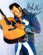 THE HONKY TONK MAN - WWF/WCW Wrestler GENUINE AUTOGRAPH UACC (Ref:7951)