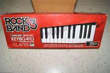 Rock Band 3 Wireless SANS FIL MIDI Keyboard PS3 NEW