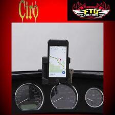 CIRO SmartPhone/GPS Holder (Fairing Mount) 96-13 Harley-Davidson FLHT 50316