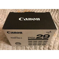 Canon Partial Ink Set (PGI-29) for Pro-1 Professional Photographic Printer (9)