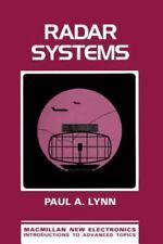Radar Systems by Paul A. Lynn (1987, Paperback)