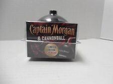 New Captain Morgan Canonball Rum Cup