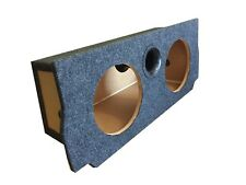 """Zenclosures 2-12"""" PORTED / VENTED 2011-2017 DODGE CHARGER Subwoofer Sub Box"""