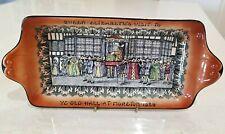 Royal Doulton Platter Queen Elizabeth Visit Old Hall 1589