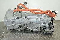 LEXUS GS 450H 2007 RHD AUTOMATIC GEARBOX TRANSMISSION 30910-30030