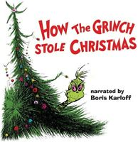 How The Grinch Stole Christmas / O.S.T. (Vinyl Used Very Good)