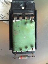 Ford Transit Connect Heater Blower Motor Speed Resistor 1.8 Diesel 2005 (#35625)