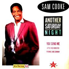 "12"" - SAM COOKE - ANOTHER SATURDAY NIGHT (SOUL IN MONO) MINT,STOCK STORE, NUEVO"