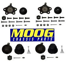 Moog Upper & Lower Ball Joints Fits Chevy/GMC K2500 K1500 Tahoe Sierra Yukon 4WD