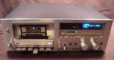 PIONEER Stereo Cassette Deck Model CT-F750 Serviced Great Shape with Warranty