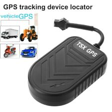 TSX GPS Tracker Auto Car Motorcycle Realtime Network Antitheft Locator Device