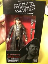 Star Wars Black Series Dj Canto Bight #57 6in Action Figure Hasbro New Last Jedi