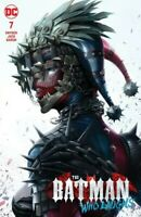 Batman who laughs #7 Mattina Variant limited edition only 3000 printed