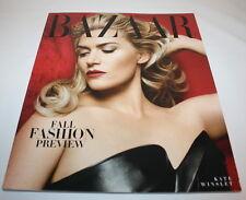 Kate Winslet DIVERGENT FASHION PREVIEW Harper's Bazaar June 2014