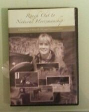 anna twinney REACH OUT TO NATURAL HORSEMANSHIP volume 2 DVD overcoming obstacles