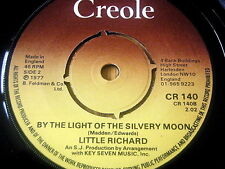 LITTLE RICHARD - GOOD GOLLY MISS MOLLY / RIP IT UP / BY THE LIGHT OF THE SILVERY