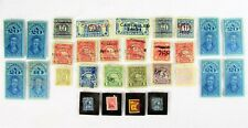 Vintage Revenue Tax Stamps – Playing Cards, Cigarettes, Cosmetic Tax Stamps – 29