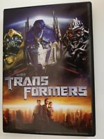 Transformers (Azione Fantasy 2007) DVD film di Michael Bay. Con Shia LaBeouf
