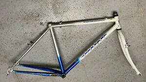 """Bianchi """"Nyala"""" mountain bike frame/fork/headset/bot.bracket size medium"""