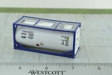 20' TRI FLEET Tank Container 1:87 HO Scale