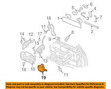 GM OEM Liftgate Tailgate Hatch-Control Module 25846782