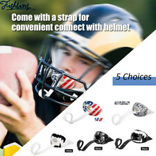 Football Mouth Guard Shock Doctor Lip Protector Max Airflow Sport