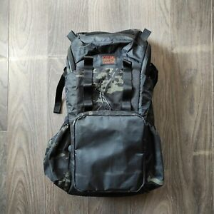 DYNEEMA X50 +MULTICAM BLACK cube pouch for Mystery Rnach Dragon 1DAP Front pack