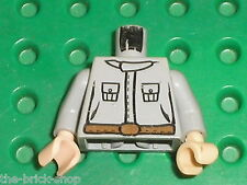 Buste Personnage LEGO Star Wars minifig torso 973px619 / Set 6207 A-Wing Fighter