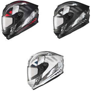 2021 Scorpion EXO-R420 Distiller Street Motorcycle Helmet - Pick Size & Color