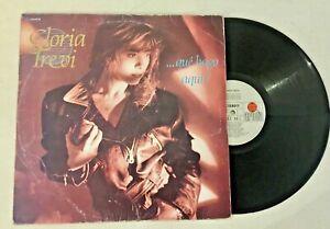 """GLORIA TREVI Debut Album 1989 MEXICO 12"""" LP LATIN POP"""