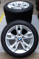 4 BMW Winterräder Styling 319 X1 E84 BMW 225/50 R17 98V M+S Dunlop 4D Winter RDK