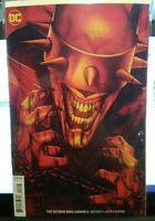 Batman who Laughs #6 Jenny Frison Variant DC Universe 1st Print 2019 unread NM
