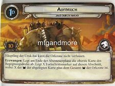 Lord of the Rings LCG - #051 Muevete-caza por Harad
