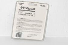 POLAROID DIGITAL CAMERA BATTERY FITS CANON NB-2L 7.4v  600mAh /LI-LON