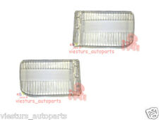 BMW 3 E30  1987 - 1994  Front fog lamp glass LEFT and RIGHT side NEW