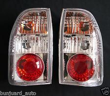 Chrome Rear Light upgrade kit for Mitsubishi L200 tail lamp 95-05 animal warrior